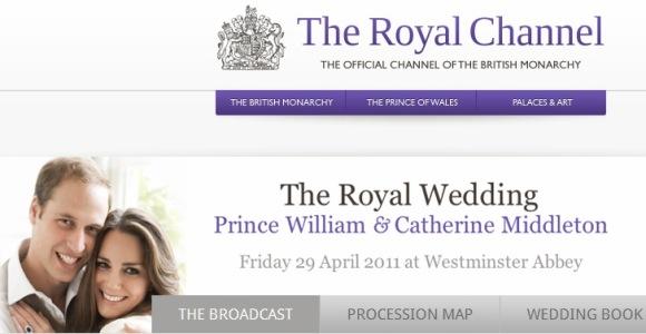 Ślub Księcia Williama i Kate Middleton – transmisja na żywo w YouTube