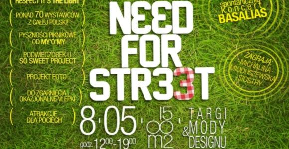 Targi mody i designu Need for Street 2011 w Warszawie