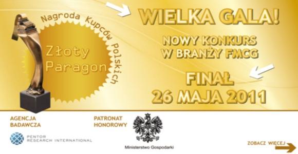 Firma DCB partnerem konkursu Złoty Paragon