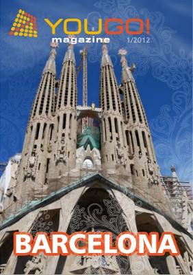 Nowy numer YouGO! Magazine o Barcelonie już jest
